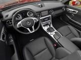 Images of Mercedes-Benz SLK 350 AMG Sports Package US-spec (R172) 2011