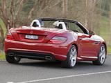 Images of Mercedes-Benz SLK 350 AMG Sports Package AU-spec (R172) 2012