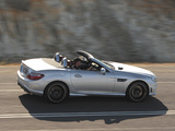 Images of Mercedes-Benz SLK 55 AMG AU-spec (R172) 2012