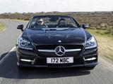 Images of Mercedes-Benz SLK 250 CDI AMG Sports Package UK-spec (R172) 2012
