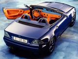 Mercedes-Benz SLK Prototype 1994 photos