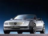 Mercedes-Benz SLK Concept 1994 pictures