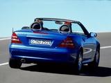 Mercedes-Benz SLK 200 Kompressor (R170) 1996–2000 photos