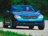 Mercedes-Benz SLK-Klasse (R170) 1996–2000 photos