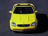 Mercedes-Benz SLK-Klasse (R170) 1996–2000 pictures