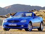 Mercedes-Benz SLK 200 Kompressor (R170) 1996–2000 pictures