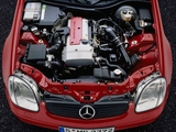 Mercedes-Benz SLK 200 Kompressor (R170) 1996–2000 wallpapers