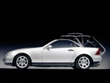 Mercedes-Benz SLK-Klasse (R170) 1996–2000 wallpapers