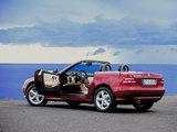Mercedes-Benz SLK 320 (R170) 2000–04 images
