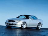 Carlsson Mercedes-Benz SLK-Klasse (R170) 2000–04 pictures