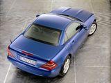 Mercedes-Benz SLK 200 Kompressor (R170) 2000–04 wallpapers