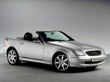 Mercedes-Benz SLK Special Edition (R170) 2002 wallpapers