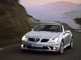 Mercedes-Benz SLK 55 AMG (R171) 2004–08 images