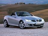 Mercedes-Benz SLK 350 (R171) 2004–07 images