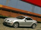 Mercedes-Benz SLK 350 US-spec (R171) 2004–07 images