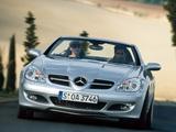 Mercedes-Benz SLK 350 (R171) 2004–07 photos