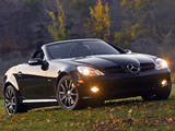 Mercedes-Benz SLK 350 Special Edition US-spec (R171) 2004–07 photos