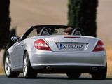 Mercedes-Benz SLK 350 (R171) 2004–07 pictures