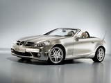 Mercedes-Benz Vision SLK 320 CDI Concept (R171) 2005 wallpapers