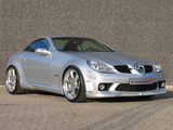 Kleemann SLK 55K S8 (R171) 2005–07 wallpapers
