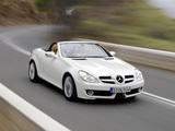 Mercedes-Benz SLK 350 (R171) 2008–11 images