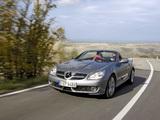 Mercedes-Benz SLK 200 Kompressor (R171) 2008–11 photos