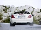 Mercedes-Benz SLK 350 (R171) 2008–11 photos
