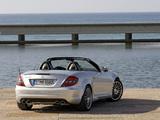Mercedes-Benz SLK 55 AMG (R171) 2008–11 photos