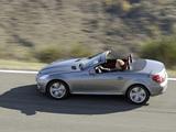 Mercedes-Benz SLK 200 Kompressor (R171) 2008–11 pictures