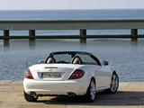 Mercedes-Benz SLK 350 (R171) 2008–11 pictures