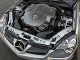 Mercedes-Benz SLK 55 AMG US-spec (R171) 2008–11 wallpapers