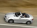 Mercedes-Benz SLK 55 AMG (R171) 2008–11 wallpapers