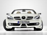 Mercedes-Benz SLK 350 (R171) 2008–11 wallpapers