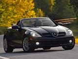 Mercedes-Benz SLK 300 US-spec (R171) 2009–11 images