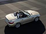 Mercedes-Benz SLK 350 (R172) 2011 images