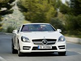 Mercedes-Benz SLK 250 CDI AMG Sports Package (R172) 2011 photos