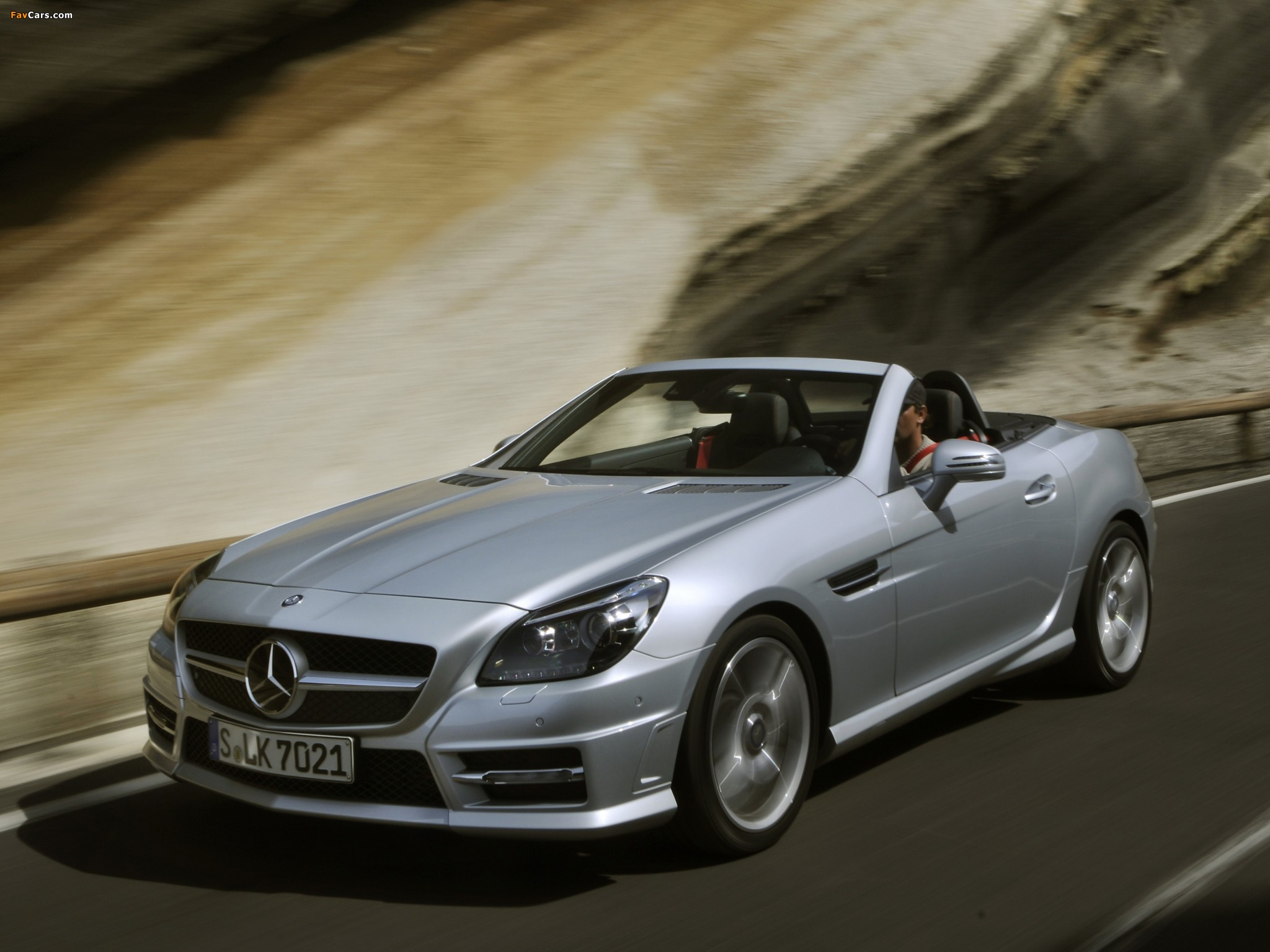 Mercedes Benz Slk  Amg Sports Package R  X