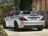 Mercedes-Benz SLK 55 AMG AU-spec (R172) 2012 images