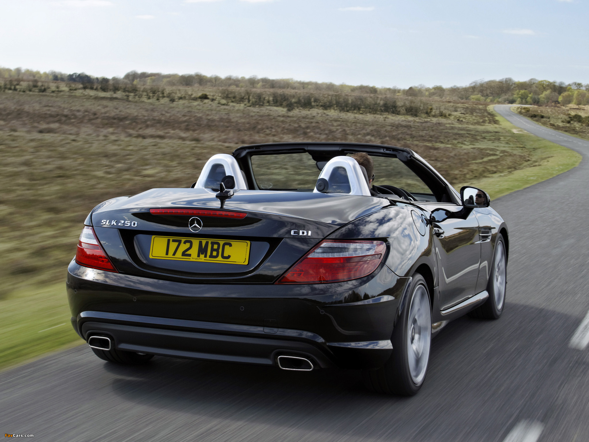 Mercedes Benz Slk  Cdi Amg Sports Package Uk Spec R