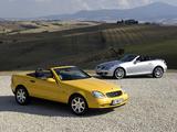 Mercedes-Benz SLK-Klasse photos