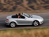 Photos of Mercedes-Benz SLK 350 (R171) 2004–07