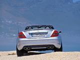 Photos of Mercedes-Benz SLK 55 AMG (R171) 2004–08