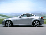 Photos of Mercedes-Benz SLK 280 (R171) 2005–07