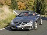 Photos of Mercedes-Benz SLK 200 Kompressor (R171) 2008–11