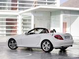 Photos of Mercedes-Benz SLK 350 (R171) 2008–11