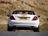 Photos of Mercedes-Benz SLK 280 UK-spec (R171) 2008–11