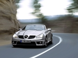 Photos of Mercedes-Benz SLK 55 AMG (R171) 2008–11