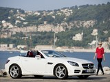 Photos of Mercedes-Benz SLK 250 CDI AMG Sports Package (R172) 2011