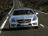 Photos of Mercedes-Benz SLK 250 AMG Sports Package (R172) 2011