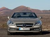 Photos of Mercedes-Benz SLK 350 (R172) 2011